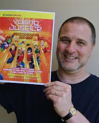 Greg Weisman   Wiki Justiça Jovem   Fandom
