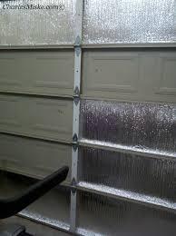 garage door insulation ideasInsulate a Garage Door  Charles Miske