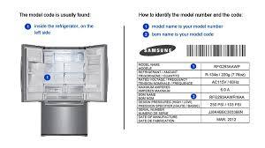 fridge original samsung parts