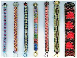 Bead Weaving Patterns Delectable RhondaGuyCom Bead Weaving Techniques Square Stitch