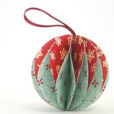 Simple Red Christmas Ornament  Red Christmas Ornaments Red Christmas Ornament