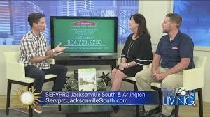 servpro jacksonville fl. Contemporary Jacksonville FCL June 27th  SERVPRO Jacksonville South U0026 Arlington  Firstcoastnewscom On Servpro Fl