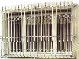 Decorative Security Grilles For Windows Window Grill For Most Secure And Excellent Choices