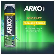 Купить <b>Гель для бритья Hydrate</b>/Moist Arko, 200 мл по низкой ...