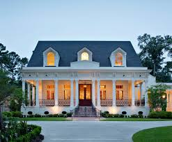Southern Style Home Black And White Home Exterior Dream Home - Exterior doors new orleans