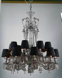 Light Phantom Phantom 18 Light Baccarat Inprired Chandelier