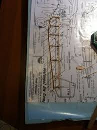 putting together the parts pietenpol air camper fuselage frame