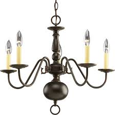 progress lighting p4355 20 5 light chandelier with ivory finish candle sleeves