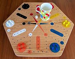 Wooden Aggravation Board Game Amazon Oak Fast Track Aggravation Game With Pegs Toys Games 88