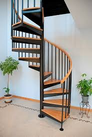Charming Spiral Staircase Design Houzz Square Spiral Staircase Design Ideas  Remodel Pictures