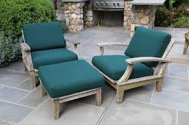 patio teak patio furniture costco patio furniture clearance distressed teak armchair and stool frame