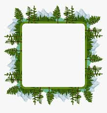 nature clipart frame hd png