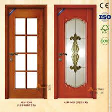 wooden door with glass design sevenstonesinc com