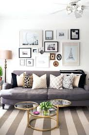 above couch decor ideas nice wall over the leather decorative pillows