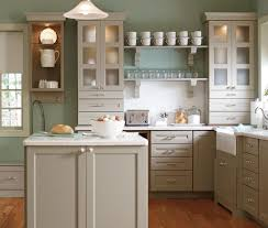 Contemporary Glass kitchen cabinet doors design for installing Glass  kitchen cabinet doors with Glass Kitchen Cabinet