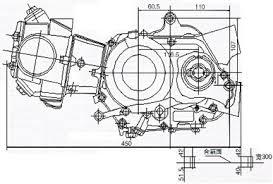 dirt bike engine schematics pit bike parts kick starting 110cc lifan engine manual buy 110cc pit bike parts kick starting