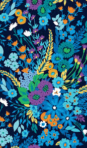 Vera Bradley Blue Patterns