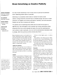 study problem essay proposal