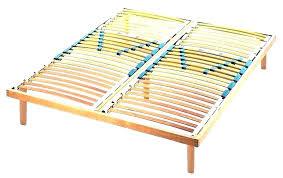 Slat Bed Frame King Full Slats Queen Wooden Vs Metal – Kosnica