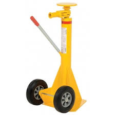 BLO-J Truck Jack Stands Beacon - Trailer Stabilizing Stand