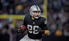 Raiders 2012 Depth Chart Lee Smith Raiders Re Sign Blocking Tight End