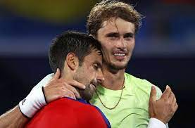 Tennis bei den US Open: Alexander Zverev geht mit breiter Brust ins  Halbfinale gegen Djokovic - Sportmeldungen - Stuttgarter Zeitung
