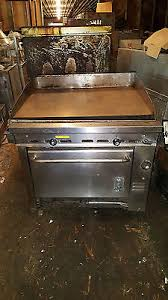 imperial ir 10 gas 10 burner w 2 standard ovens 1859 • 1 899 00 montague 36 square flat top grill griddle natural gas stove range w oven