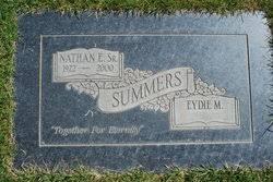 Nathan Everett Summers Sr. (1922-2000) - Find A Grave Memorial