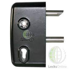 amf gate lock for wrought iron