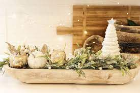 This collection of fabulous and traditional holiday bread make perfect gifts. Pictures Of Christmas Decorated Bread Bowls 65 Awesome Ideas To Use Dough Bowls In Home Decor Digsdigs Wooden Dough Bowl French Farmhouse Primitive Bowls Outdoor Structures Bread Decorating Usa How
