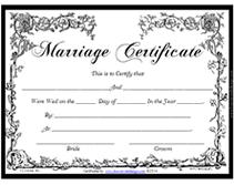 fake marriage certificate online best ideas for fake marriage certificate template about cover letter