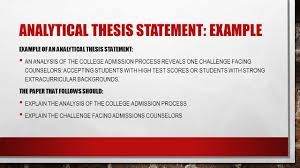 analysis essay thesis character analysis paper thesis writing a analysis essay thesis exampleanalytical thesis statement
