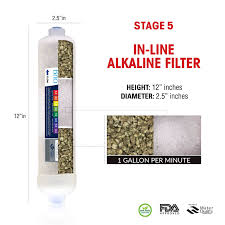 natural water filter system. Exellent Natural Brio  6Stage Alkaline PH Reverse Osmosis Drinking Water Filter System 50  GPD Inside Natural L
