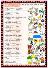 This helps them learn to master the alphabet pretty quickly. English Esl Phonics Worksheets Most Downloaded 174 Results