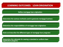 Mortgage Loan Origination Chap 6 By Dr Sam Ruturi