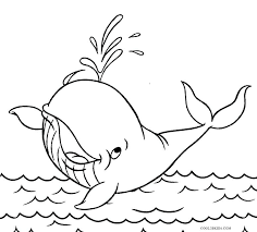 Whale Coloring Page Picture Of Blue Whale Coloring Page Free