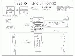 lexus es gs gx is hs ls rx lx sc 300 350 400 430 450 470 250 00 03 is300