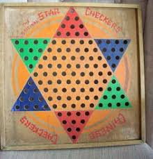 Antique Wooden Game Boards We Are Given An Antique Wooden Chinese Checkers Board The 90