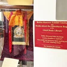 new exhibit and handout support the john jay rubin museum essay rubin museum rubin museum
