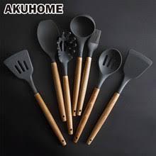 Best value <b>Kitchen Utensil Set</b> Wood – Great deals on Kitchen ...
