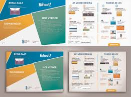 Handout Designs Playful Personable Education Flyer Design For Xenit By Dg
