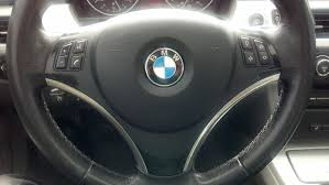 BMW Convertible bmw e90 330i problems : Peeling Steering Wheel Trim - Bimmerfest - BMW Forums