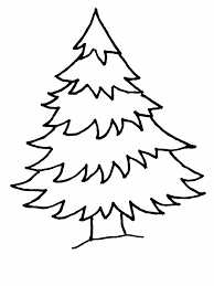 Small Picture coloring page of christmas tree card template fruits and
