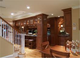 Amazing Rustic Basement Bar Designs Home Design Finished Ideas