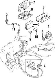 parts com® mitsubishi valve assy emissi partnumber mr431981 1999 mitsubishi mirage de l4 1 5 liter gas emission components