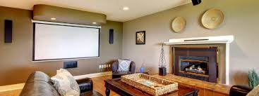 Home Theater Design Dallas Custom Decorating