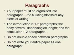 critical film writing professor michael green sunset boulevard paragraphs your paper must be organized into paragraphs the building blocks of any piece of