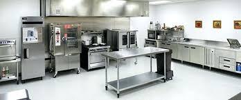 Design A Commercial Kitchen Interesting Design