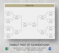 Family Tree Templates Microsoft Microsoft Family Tree Template Lovely Family Tree Ms Word