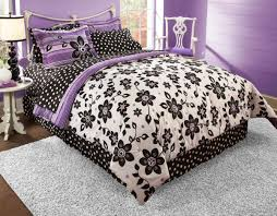 Purple And Black Bedroom Best Black White And Purple Bedroom Bedroom And Bedding Ideas
